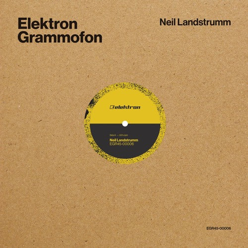 Neil Landstrum Dont Chase The Train Elektron