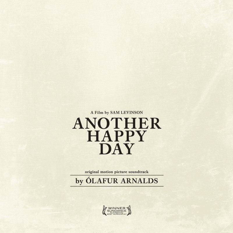 Olafur Arnalds Another Happy Day Erased Tapes