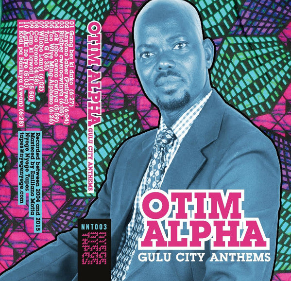 Otim Alpha Nyege Nyege Tapes