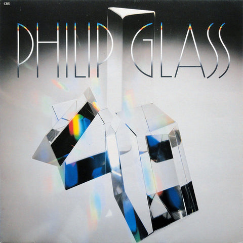 PHILIP GLASS : GLASSWORKS [ CBS ]