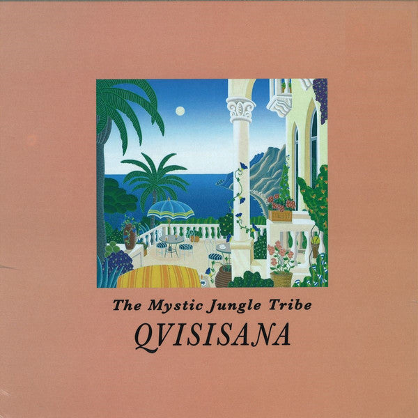 Qvisisana The Mystic Jungle Tribe Early Sounds