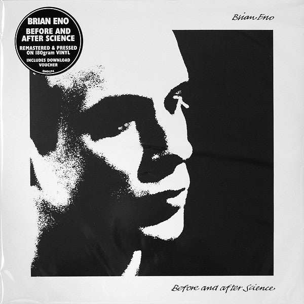 BRIAN ENO : BEFORE AND AFTER SCIENCE [ Virgin EMI ]