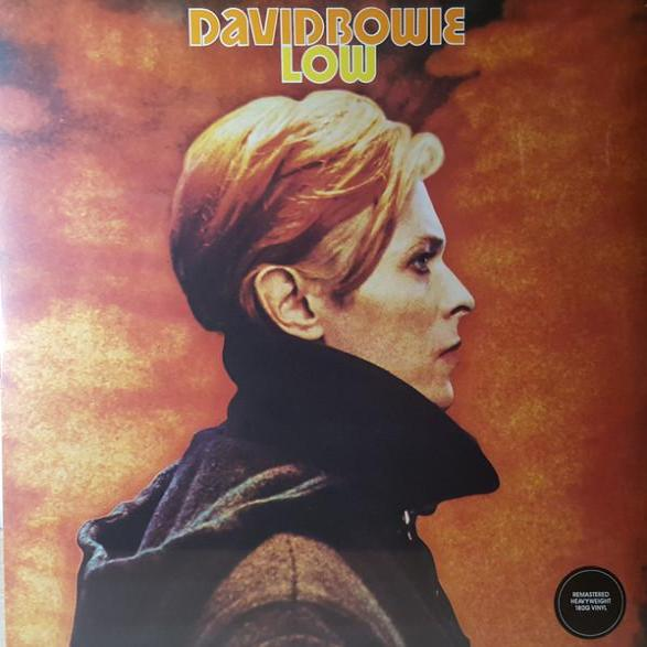 DAVID BOWIE : LOW [ Parlophone ‎]