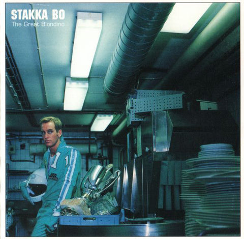 STAKKA BO : THE GREAT BLONDINO [ Stockholm ]
