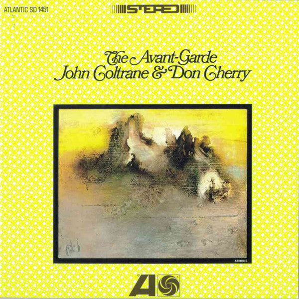 JOHN COLTRANE & DON CHERRY : THE AVANT-GARDE [ Rhino & Atlantic ]
