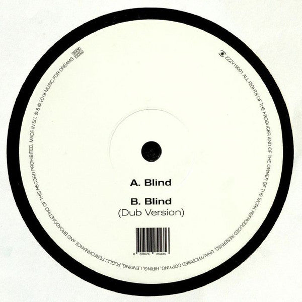 RHEINZAND : BLIND [ Music for dreams ]