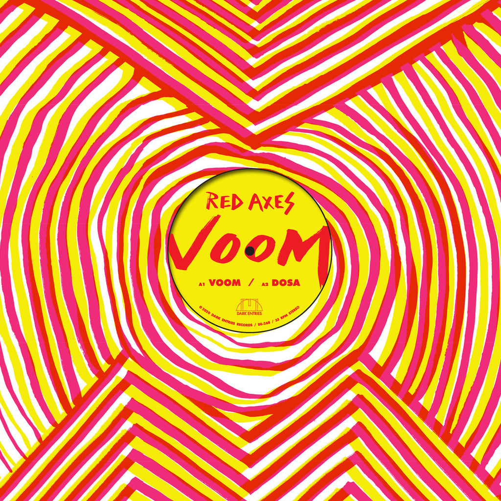 RED AXES : VOOM [ Dark Entries ]