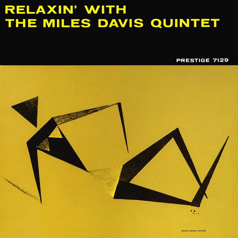 THE MILES DAVIS QUINTET : RELAXIN' WITH THE MILES DAVIS QUINTET [ DOL ]