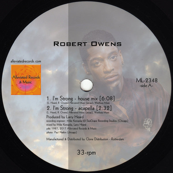 Robert Owens I Am Strong Fingers Inc