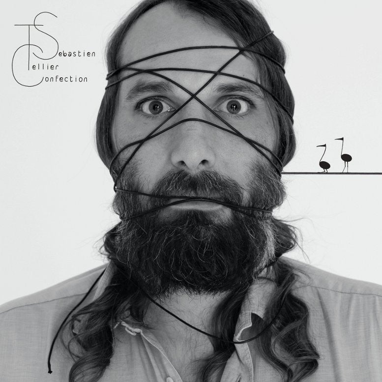 Sebastien Tellier Confection Record Makers