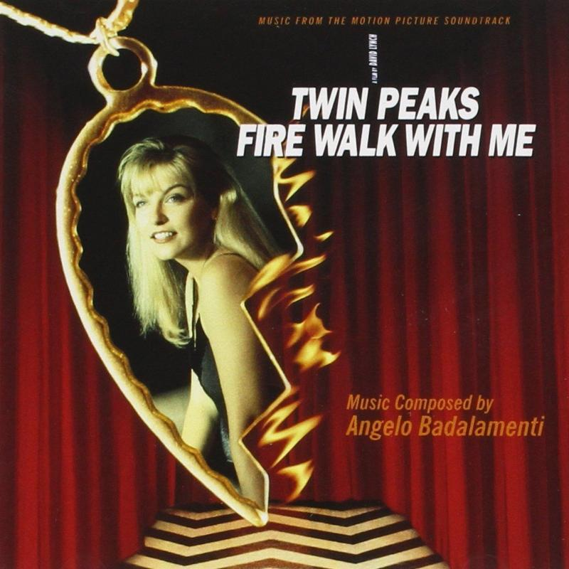 ANGELO BADALAMENTI : TWIN PEAKS - FIRE WALK WITH ME [ Warner Bros. & Rhino ]
