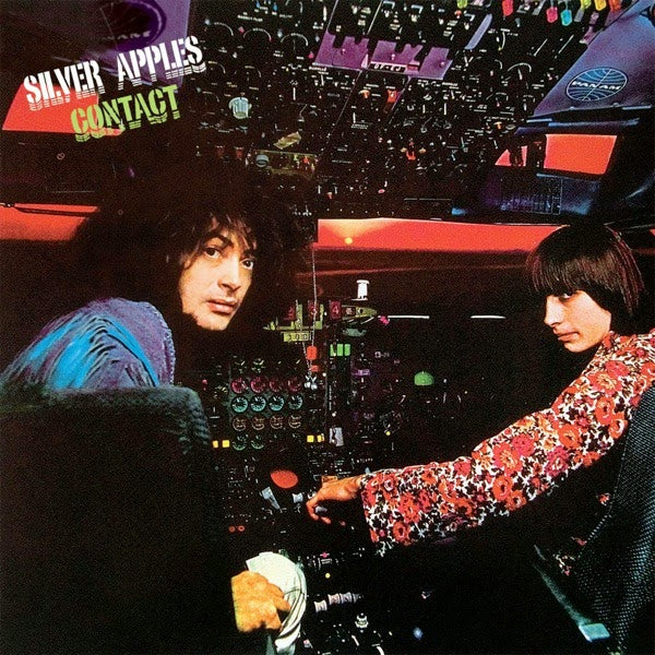 Silver Apples Contact Reissue Jackpot