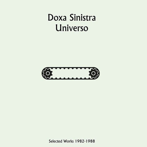 DOXA SINISTRA :  SELECTED WORKS 1982-1988 [ Mannequin ]