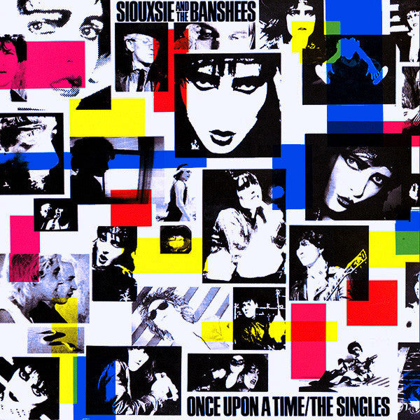 SIOUXSIE AND THE BANSHEES : ONCE UPON A TIME / THE SINGLES [ Polydor ]