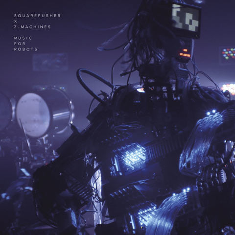 Squarepusher X Z Machines Warp
