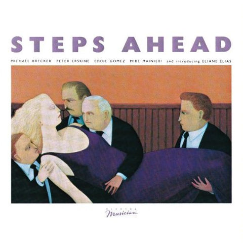 STEPS AHEAD : STEPS AHEAD [Elektra]