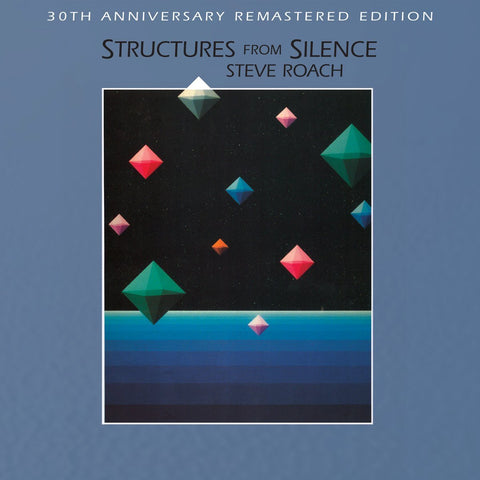 STEVE ROACH : STRUCTURES FROM SILENCE [ Telephone Explosion / Preorder  ]