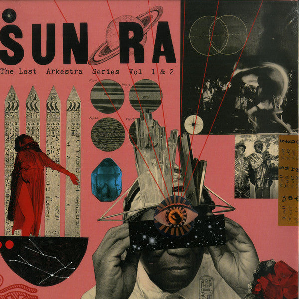 Sun Ra & His Arkestra The Lost Arkestra Series Vol 1 & 2 Art Yard