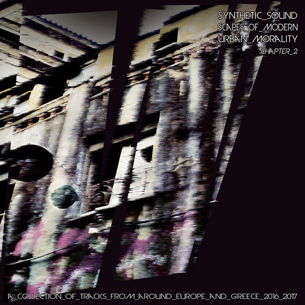 Synthetic Sound Scapes Modern Morality Geheimnis