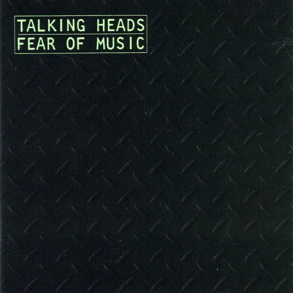 Talking Heads fear Of Music Sire