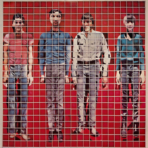TALKING HEADS : MORE SONGS ABOUT BUILDINGS AND FOOD [Sire]