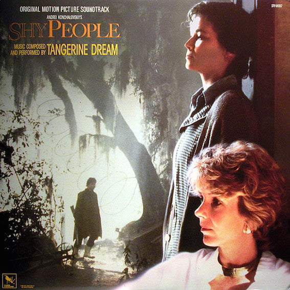 Tangerine Dream Shy People OST Varese Sarabande