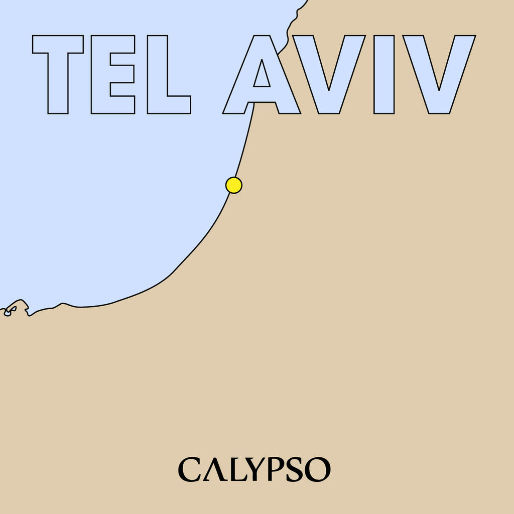 TEL AVIV FLAVORS : VARIOUS ARTISTS [ Calypso Records ]