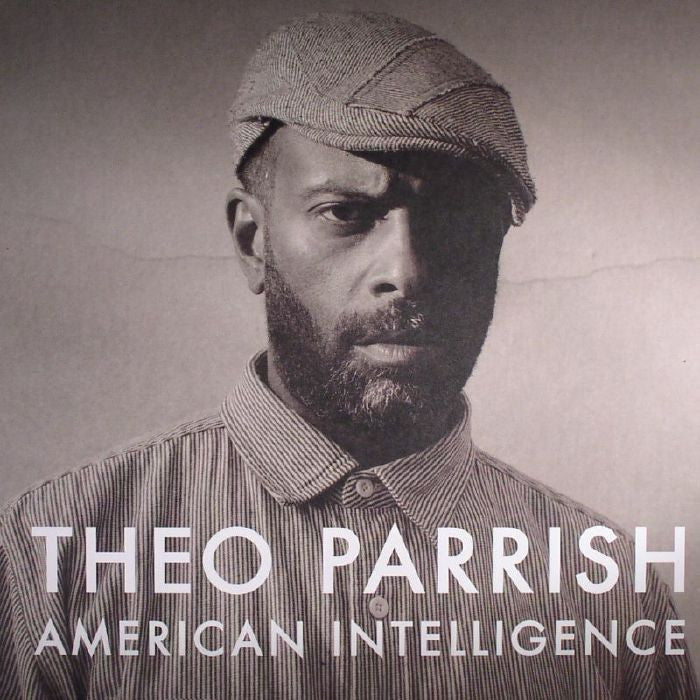 Theo Parrish American Intelligent 3lp