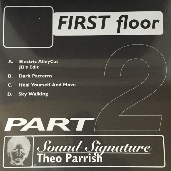 Theo Parrish First Floor 2 Peacefrog