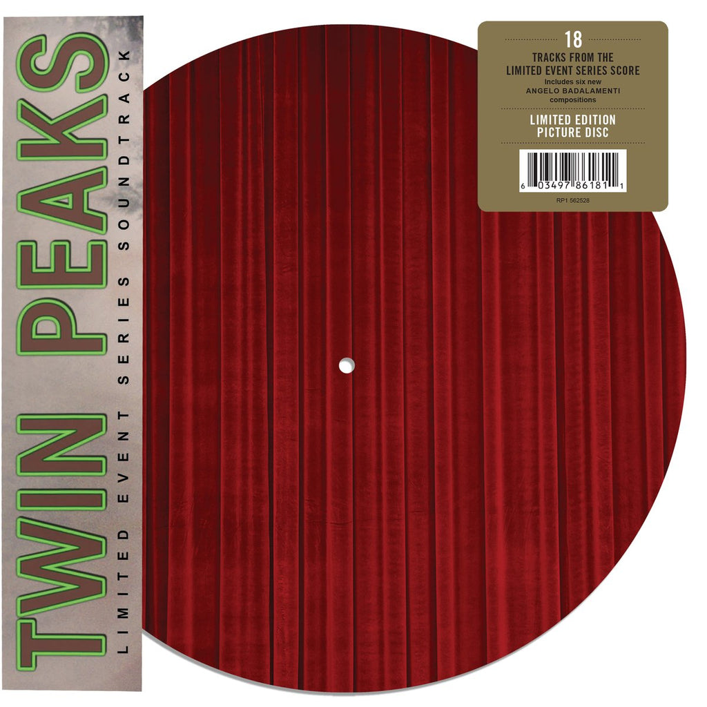 TWIN PEAKS - LIMITED EVENT SERIES SOUNDTRACK : VARIOUS [ Rhino ]