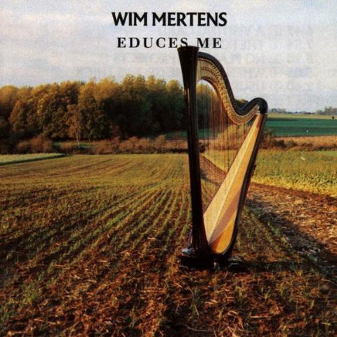 WIM MERTENS : EDUCES ME [ Music Box ]