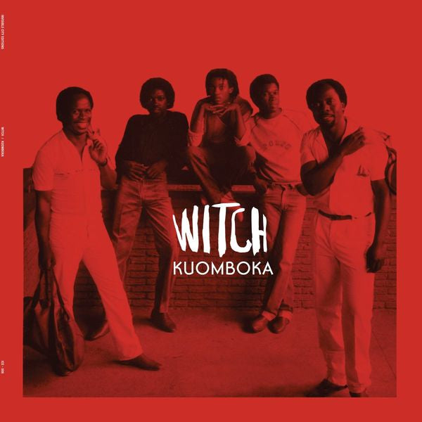 Witch Kuomboka Invisible City editions