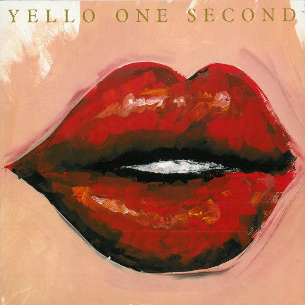 YELLO : ONE SECOND [ Mercury ]