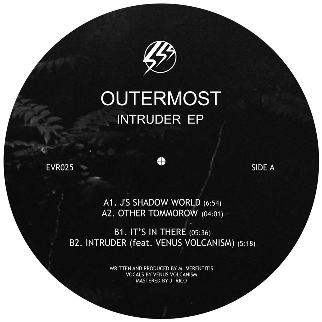 OUTERMOST : INTRUDER EP  [ Echovolt ]