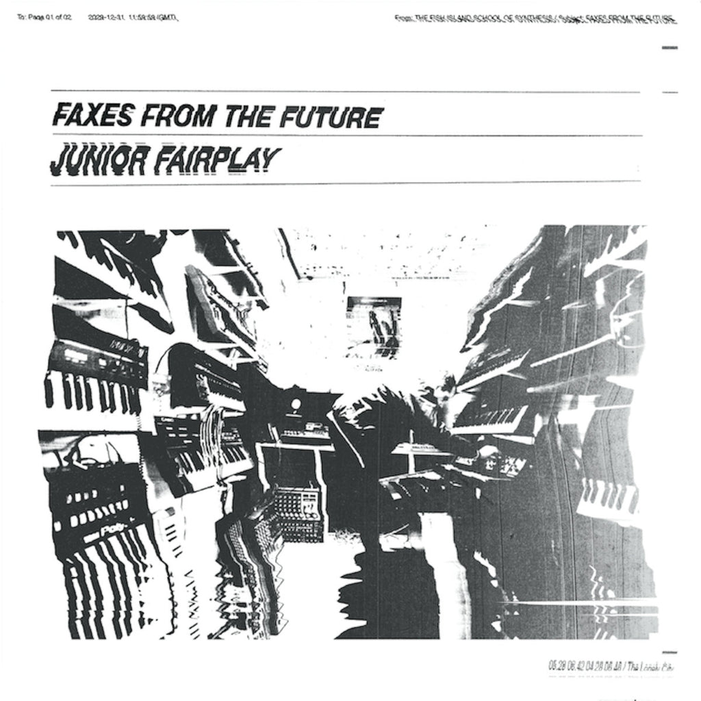 JUNIOR FAIRPLAY : FAXES FROM THE FUTURE [ [Emotional] Especial ]