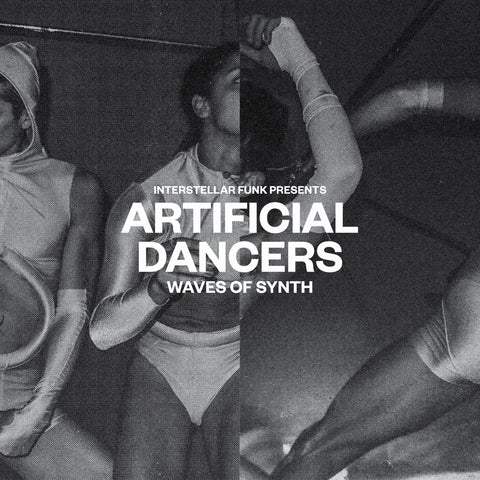 ARTIFICIAL DANCERS : VARIOUS ARTISTS BY INTERSTELLAR FUNK [ Rush Hour ]