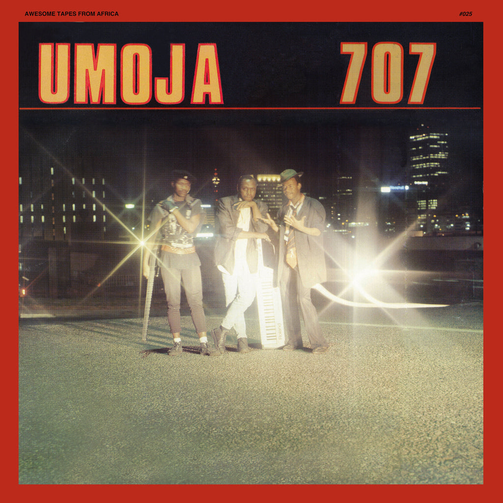 Umoja 707 Awesome Tapes Africa