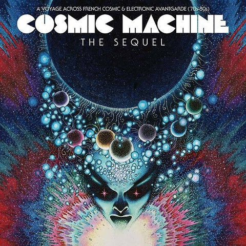 COSMIC MACHINE : THE SEQUEL [ Because ]