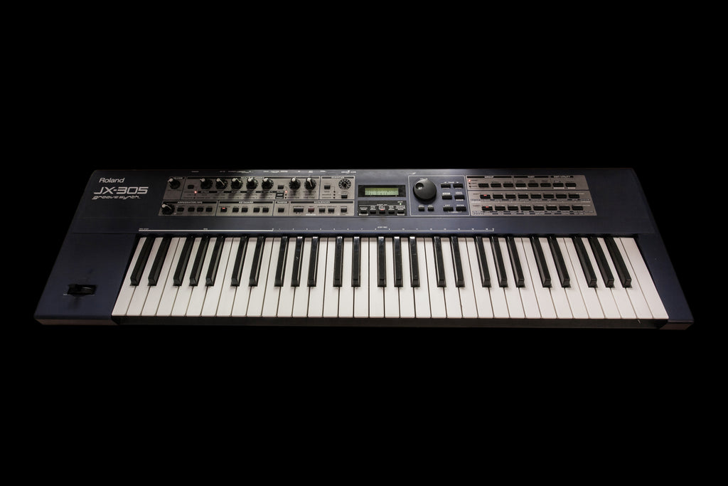 ROLAND JX-305 GROOVESYNTH