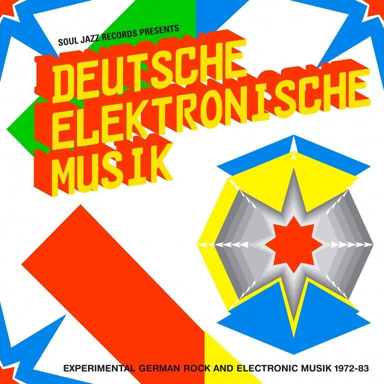 DEUTSCHE ELEKTRONISCHE MUSIK EXPERIMENTAL GERMAN ROCK AND ELECTRONIC MUSIC 1972-83 VOL. 1 : VARIOUS [ Soul Jazz ]