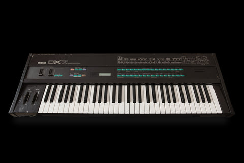 Yamaha Dx7 Algorithm Synthesizer