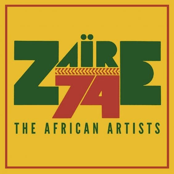 Zaire 74 The African Artists Wrasse