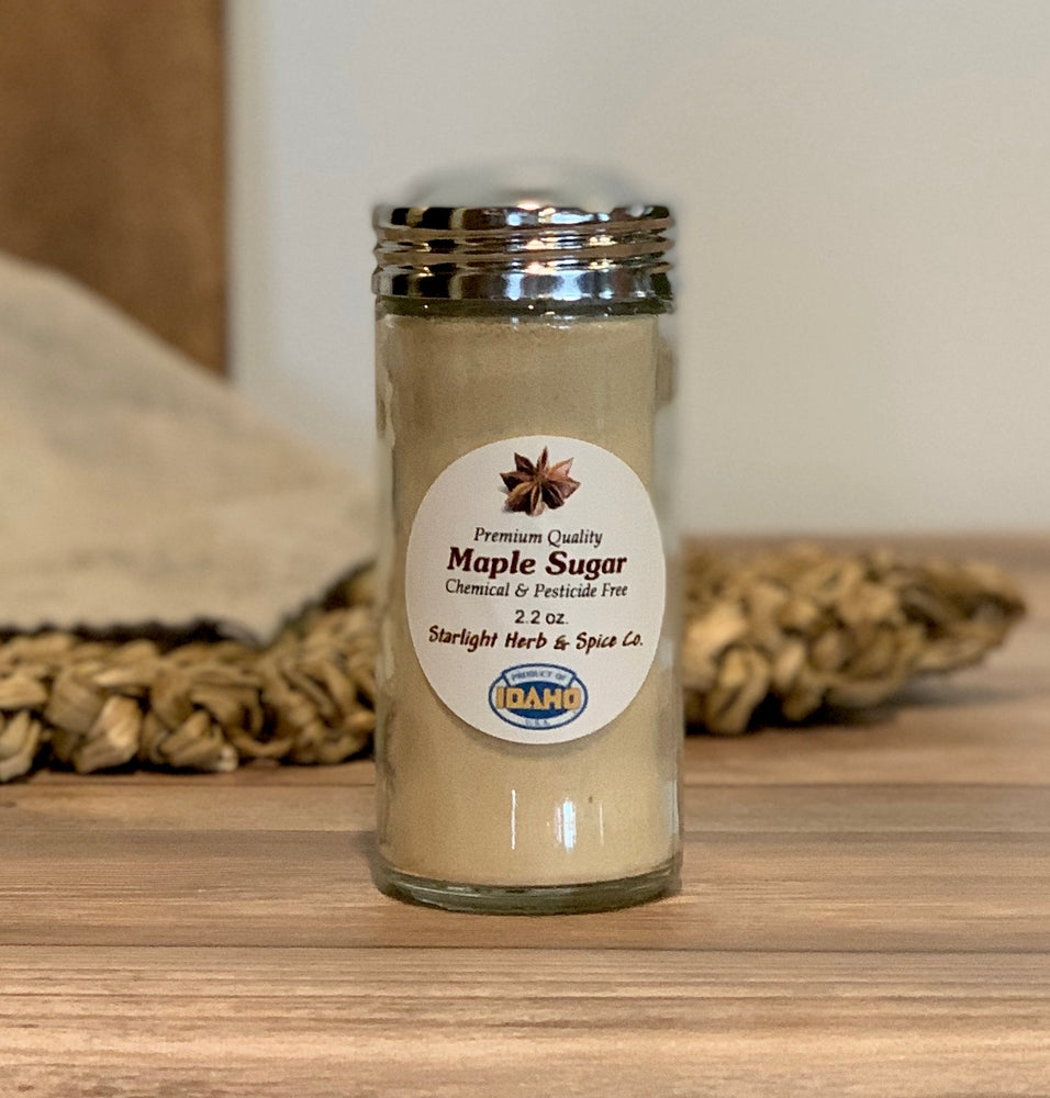 Maple Sugar - Starlight Herbs & Spices