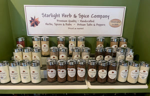 Mtn Blueberry Sugar - Starlight Herbs & Spices
