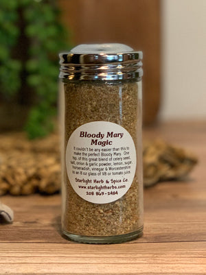 Bloody Mary Magic - Starlight Herbs & Spices