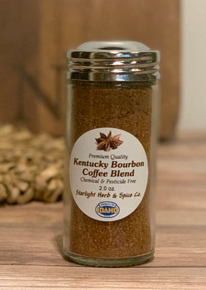 Kentucky Bourbon Coffee Blend - Starlight Herbs & Spices