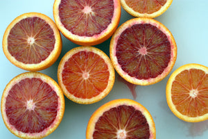 BLOOD ORANGE evoo