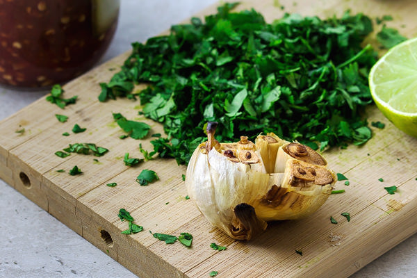 GARLIC CILANTRO - NEW!