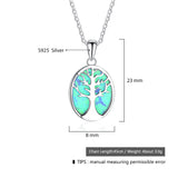 Silver Necklace #819-102