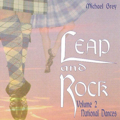 Leap and Rock Vol. 2 National Dances